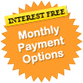 Interest Free Monthly Payment Plan